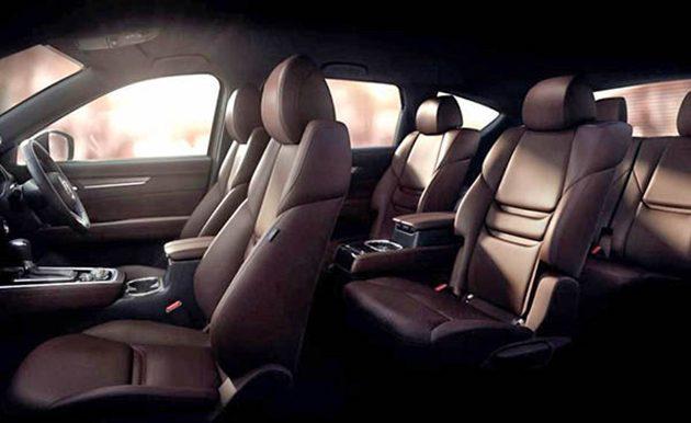 Mazda CX-8 宣传手册曝光,内附大量细节照!