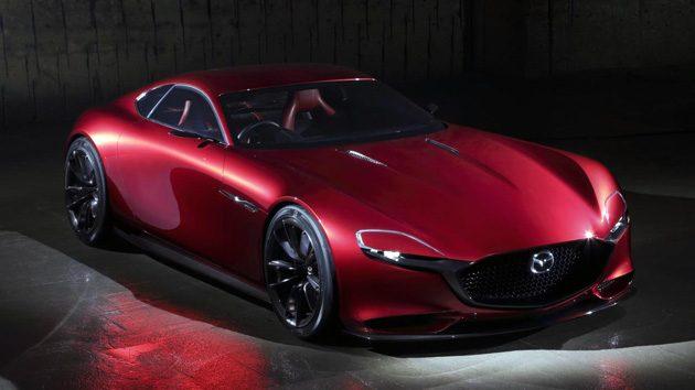 Mazda3 2018 构想图,喜欢这样的车头造型吗?