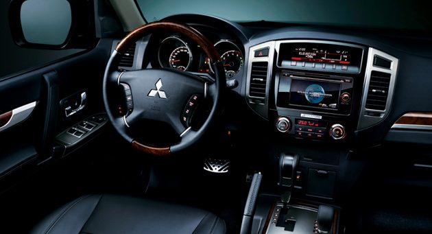 Mitsubishi Pajero 继承车或将亮相2017东京车展!