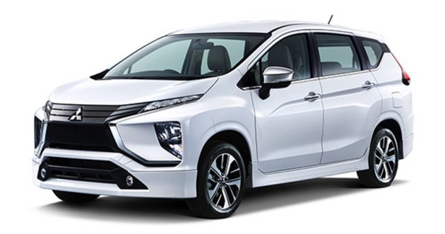 Mitsubishi Xpander 最夯7人车或明年登陆我国!