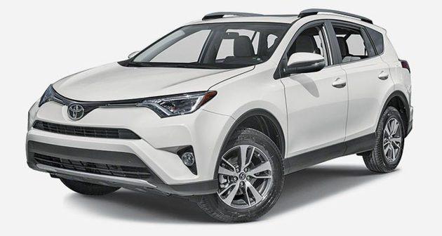 美国 2017年最省油 SUV 出炉,日系车几乎占领榜单!