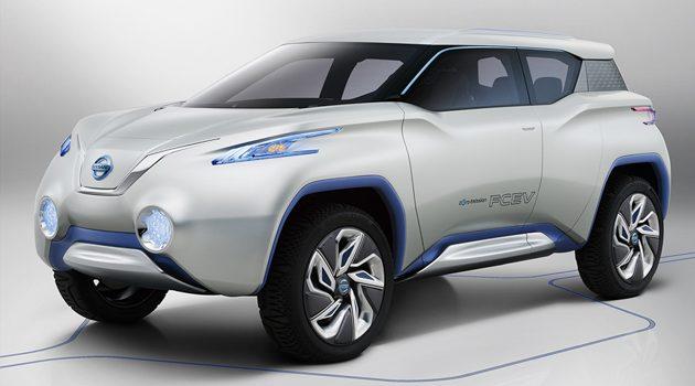 """Nissan 于我国注册"""" Terra """"车名,纯电 EV 小型 SUV 要来了?"""