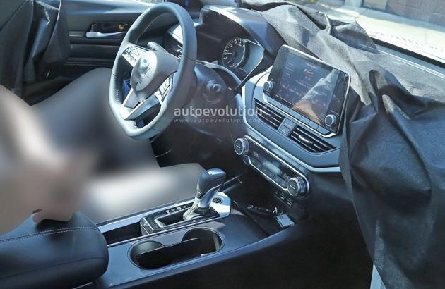 Nissan Teana 伪装车路试被捕获,新一代天籁真的要来了!