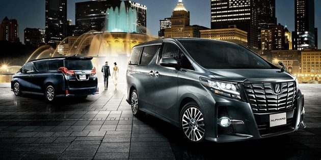 Toyota Alphard 小改款将亮相东京车展,超浮夸构想图曝光!