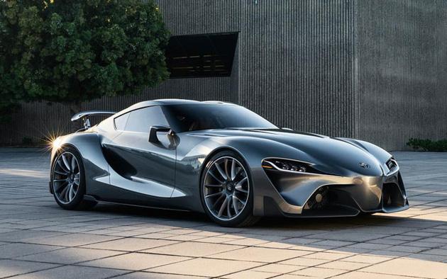 牛魔王与蜗牛相爱? Toyota Supra 或搭载3.5L V6 涡轮引擎!