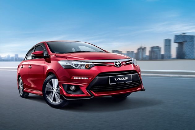 Toyota Malaysia 特别企划,每个月只需 RM 675 就可购买全新的 Toyota Vios !