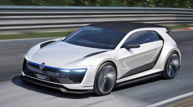 Volkswagen Scirocco 有后了?继承车2020年发表!