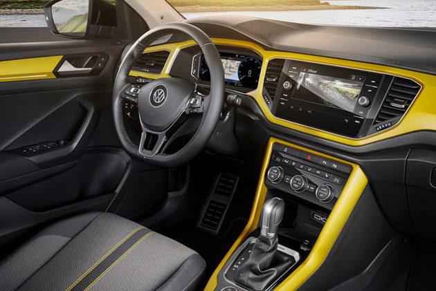 Volkswagen T-Roc 都会精品 SUV 正式发表!