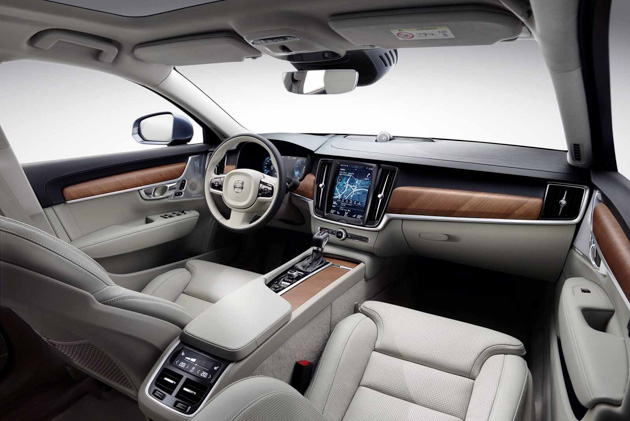 Volvo S90 T8 PHEV 正式公开订购,优惠价 RM 348,888 !