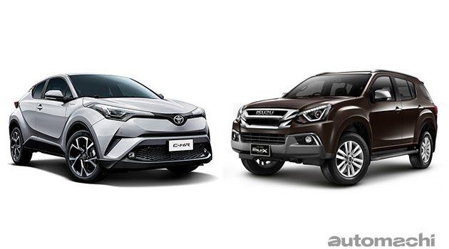 Toyota 与 Isuzu 荣登 JD Power 大马新车销售满意度榜首!