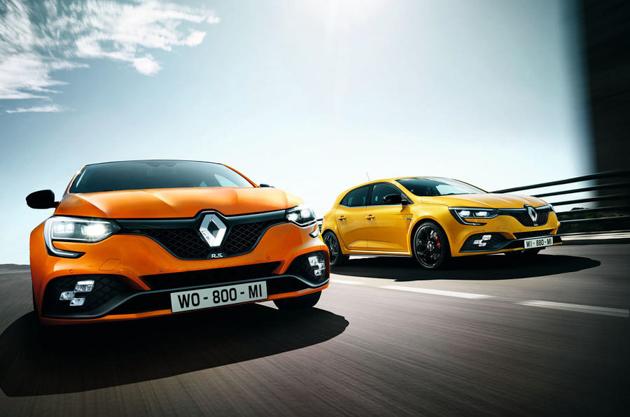 Civic Type R 杀手来袭,2018 Renault Megane RS 发布!
