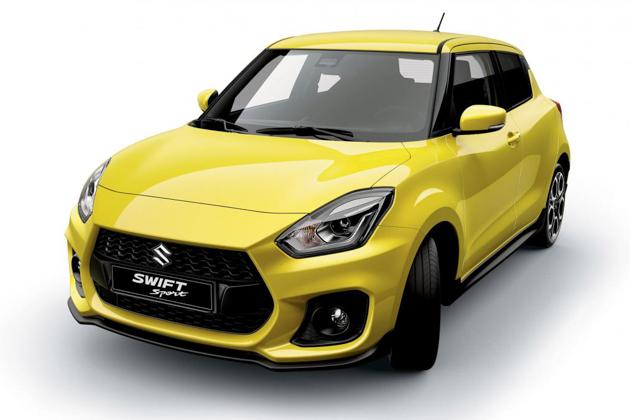 精品钢炮现身, Suzuki Swift Sport 法兰克福车展亮相!