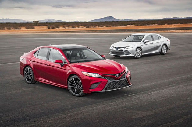 2018 Car Of The Year 入围名单出炉,你的爱车有入围吗?