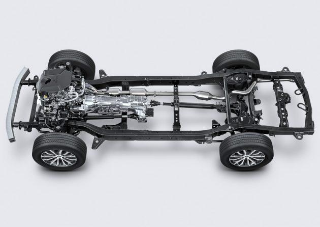 2018 Toyota Landcruiser Prado 正式发表!颜值加分!