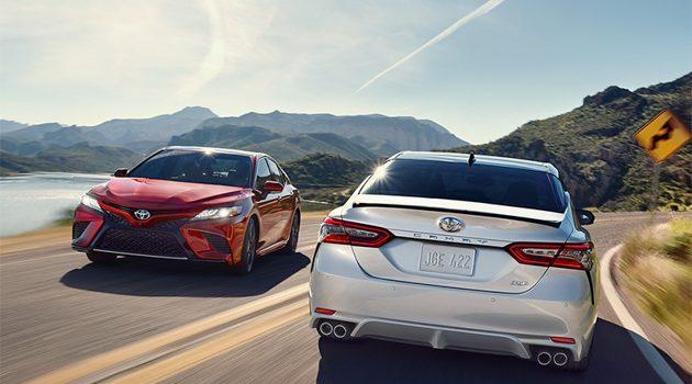 美国汽车满意度调查, Toyota 包下前三名!