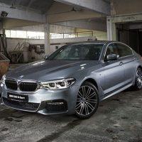 BMW 530i M Sport CKD 发布!价格稍微调降!