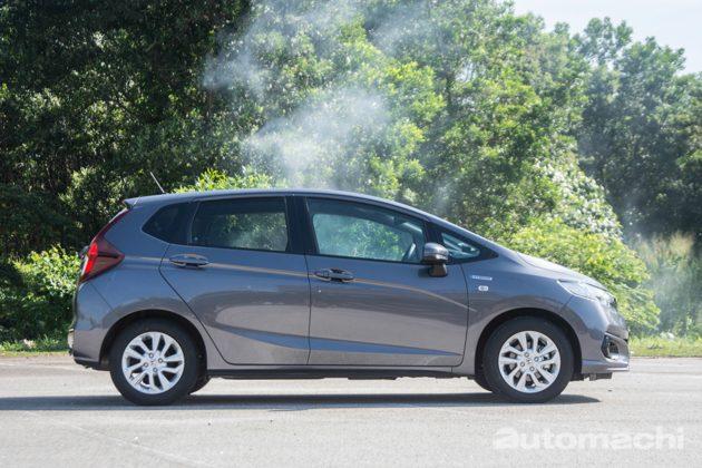 """Honda Jazz Hybrid ,灵活自如""""小钢炮""""!"""