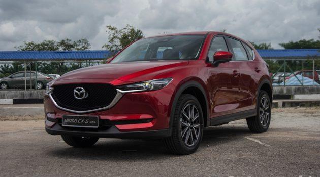 Mazda CX-5 2017 配备大公开!超丰富!