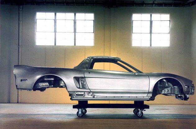 不老传说: Honda NSX 的故事!