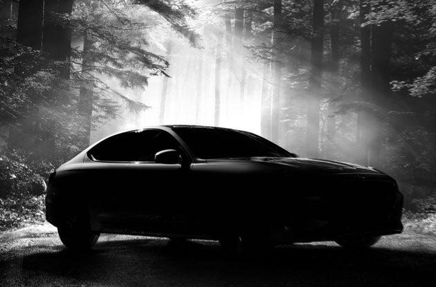 Genesis G70 即将登场,完胜BMW 3 Series?