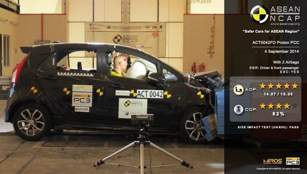 车厂历史: Proton 车款安全进化史!