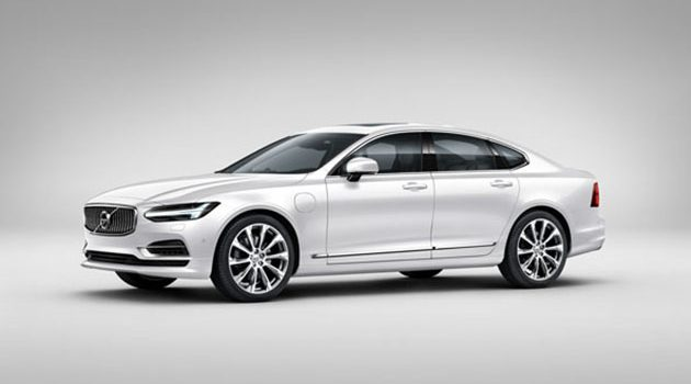 Volvo S90 T8 CKD 正式公开预定!开价RM 348,888!