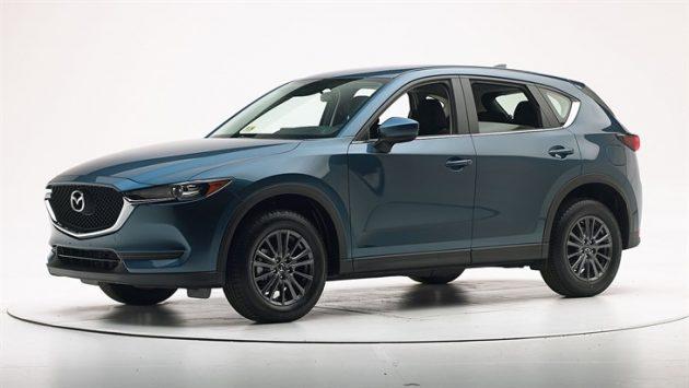 Mazda CX-5 真的很安全!Euro NCAP 五星评级get!