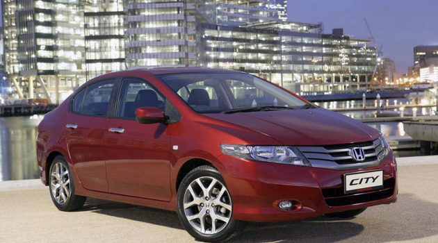 澳洲 Used Car 安全评价, Honda City 同级唯一!