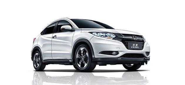 Honda HR-V 2018 中国发布!新增引擎更多选择!
