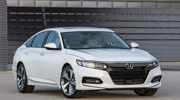 全新十代 Honda Accord 的五大特点!