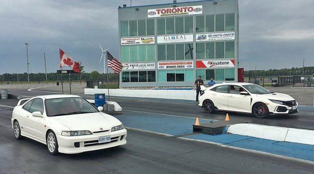新一代 Honda Civic Type R 和老祖宗比试,谁比较好?