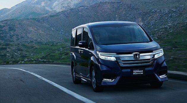 Honda StepWGN SPADA 小改款日本正式上市!