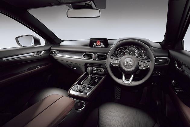 Mazda CX-8 全新日本旗舰 SUV 正式发布!