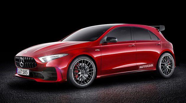 Mercedes-Benz 新车计划曝光!全新A Class明年面世!