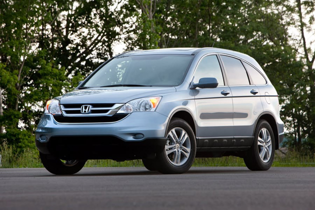 Honda CR-V 及 Mazda CX-9 当选美国最可靠旧款 SUV !