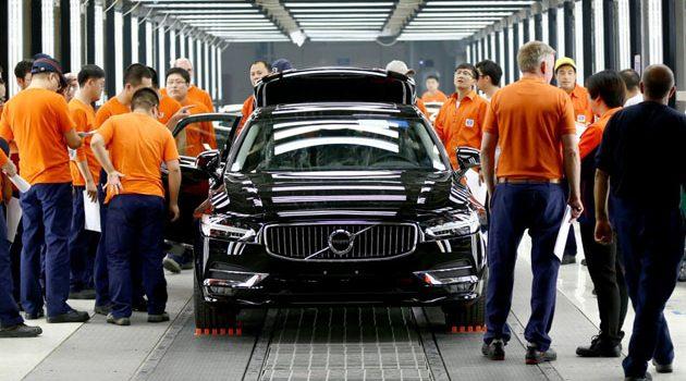 谁说Buatan Malaysia不好? 本地组装 Volvo S90 将出口台湾!