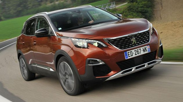 Peugeot 3008 大马正式发布!开价RM 142,888!
