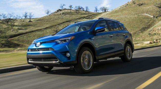 美国8月份 SUV 销量排行榜,日系再度称霸前三名!