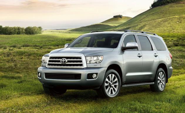 全球 Top 9 大型 SUV ,你认识几款?