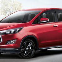 Toyota Innova 推出旗舰版 2.0X ,配备更丰富!