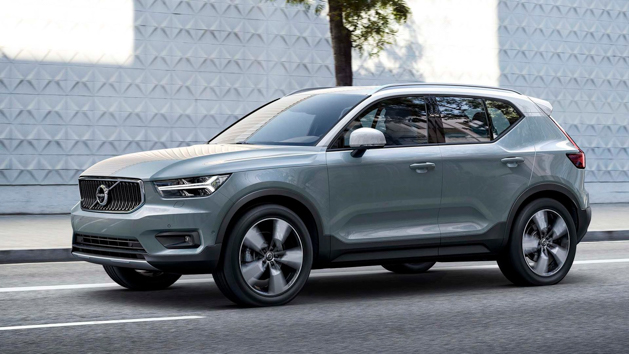 Volvo XC40 正式发表,漂亮又时髦!