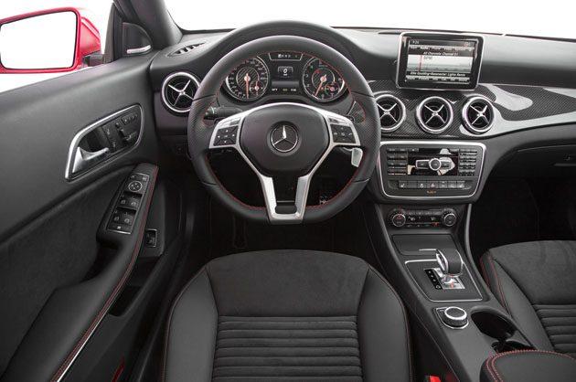 最超值二手车推荐 Part 33 :Mercedes-AMG CLA45