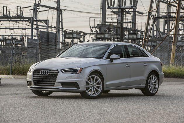 最超值二手车推荐Part 34: Audi A3 Sedan 1.4 TFSI