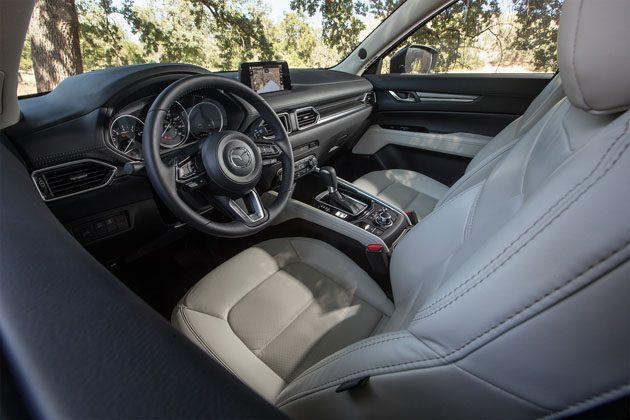 告诉你选择 2018 Mazda CX-5 的理由!
