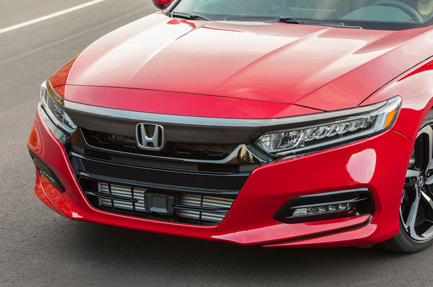 2018 honda accord sport 2 0t front grille 03 for Honda accord sport 0 60