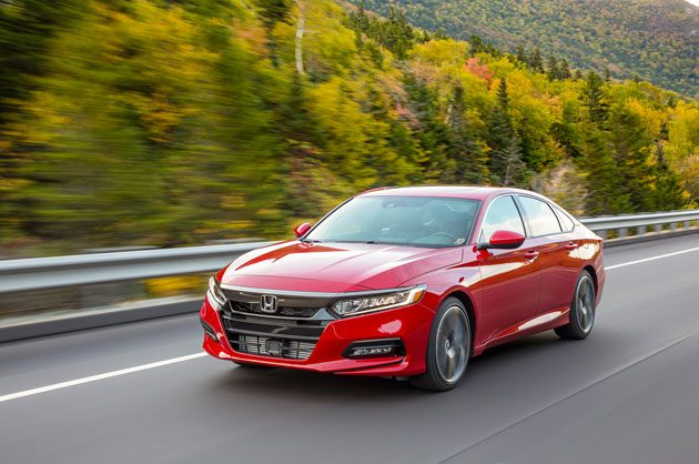 房车版Type R! 2018 Honda Accord 5.7秒破百!