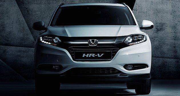 Honda HR-V 小改款将在2018年2月登场!