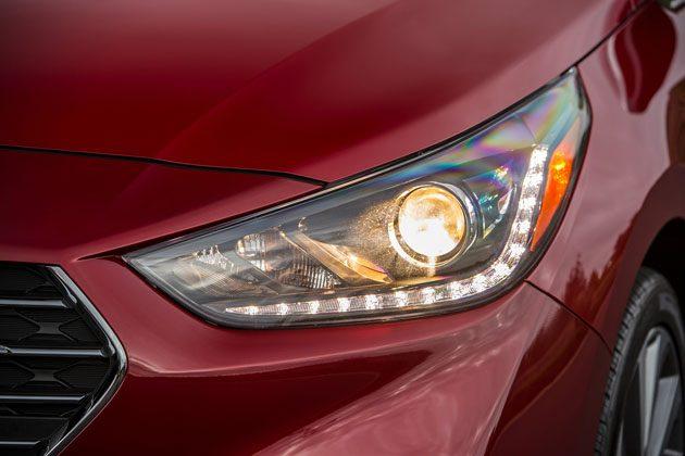 2018 Hyundai Accent 正式登场,小车也有高颜值!