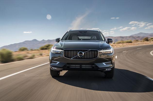 Volvo XC60 2018 荣获最高安全评级,最安全中型SUV当之无愧!
