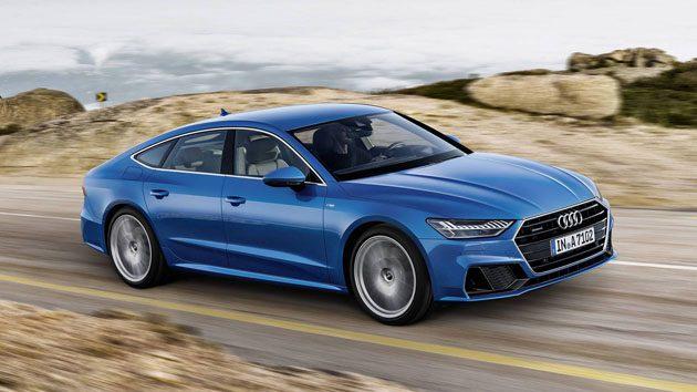 2018 Audi A7 正式发表,超美型Fastback震撼你视觉!
